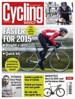 Cycling Weekly March 26 2015 cover