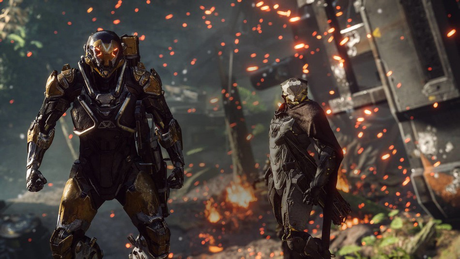Anthem's first pre-Cataclysm challenges are live | PC Gamer