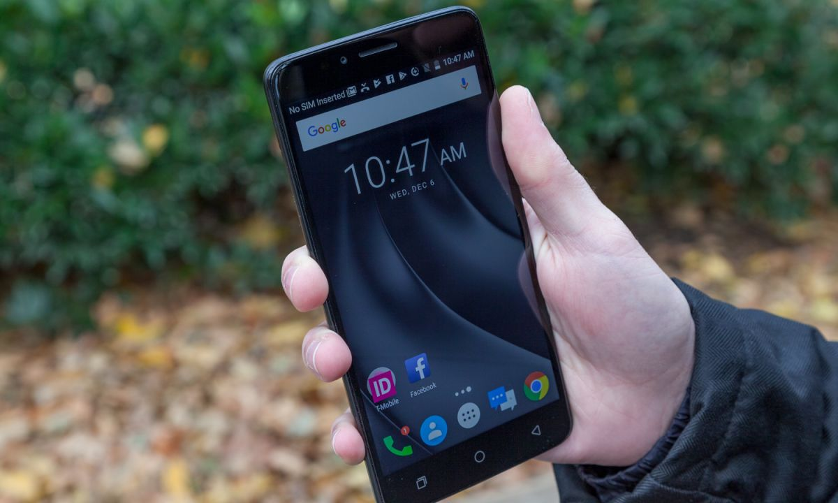 T-Mobile Revvl Plus Review: What You Get for $200 | Tom's Guide