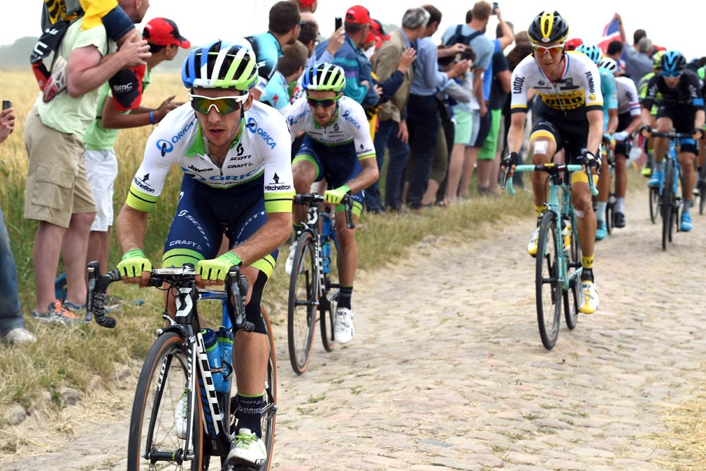 Orica-GreenEdge reveals its  most exciting  roster for 2016 - Cycling Weekly 3205ec7b9