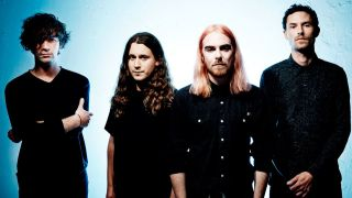 A press shot of Pulled Apart By Horses