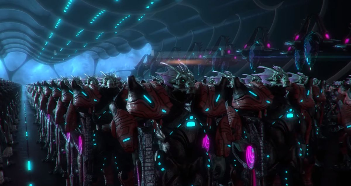 Age of Wonders: Planetfall's new faction is a bunch of angry, sneaky lizards