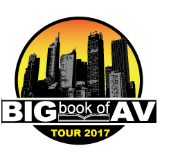 Stampede Big Book of AV Tour Stops in Miami on October 26th