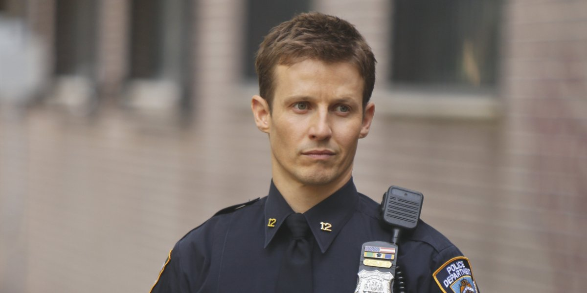 Will Estes on Blue Bloods