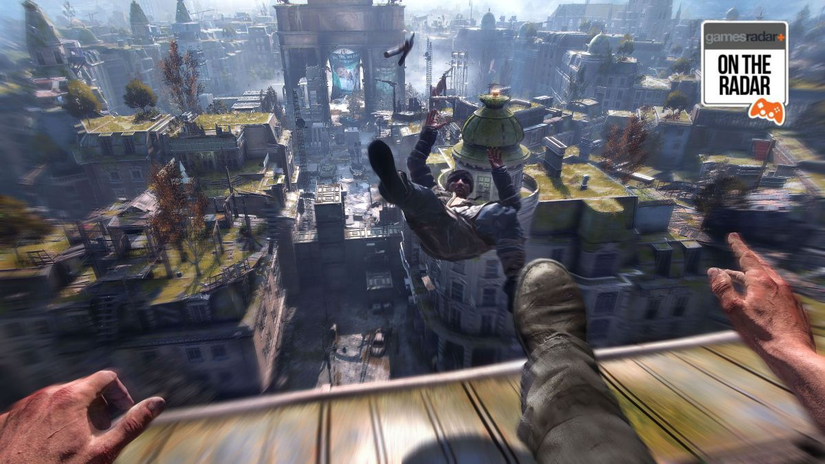 Techland confirms the grappling hook is back for Dying Light 2, promises it won't break the game this time