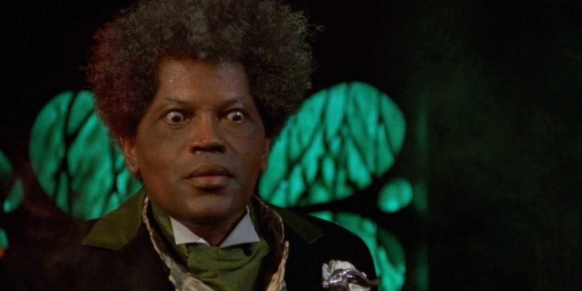 Clarence Williams III as Mr. Simms