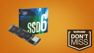 Intel 660p Cyber Monday