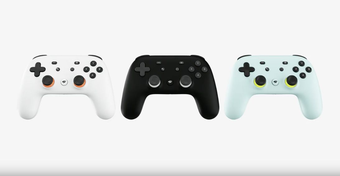 After five months Google's Stadia Controller is fully functional on PC