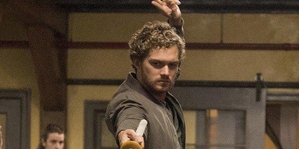 Finn Jones as Danny Rand Iron Fist