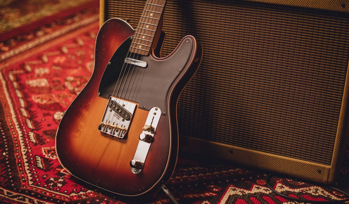Fender Launches Jason Isbell Custom Telecaster