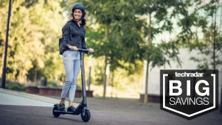 Segway Ninebot scooter