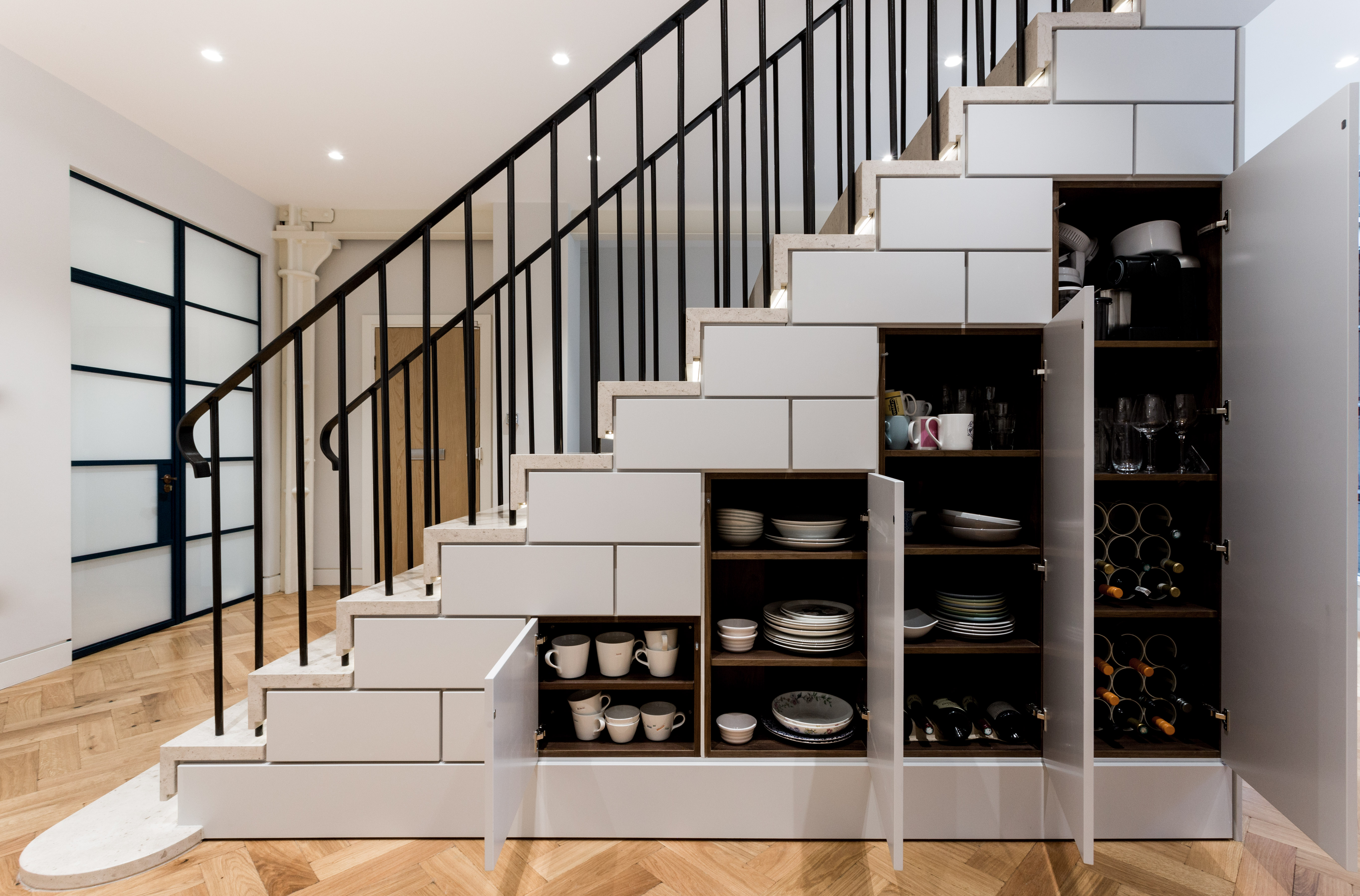 16 Under Stair Storage Solutions Real Homes