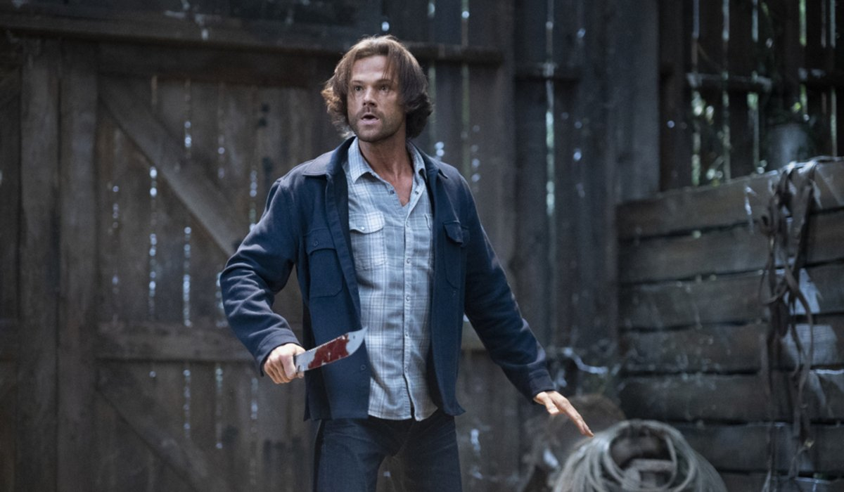 supernatural series finale carry on sam machete the cw