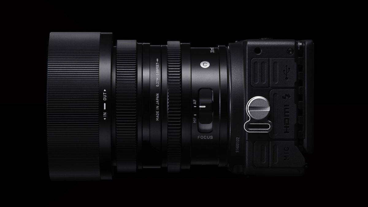 Sigma announces three new E-mount and L-mount primes in its new 'I' range - Digital Camera World