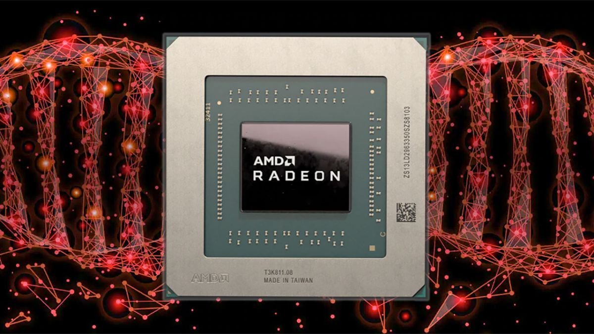 AMD Goes Fishing for Navi 24, Catches a 'Beige Goby'