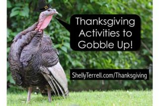 Thanksgiving Ideas and Resources to Gobble Up!