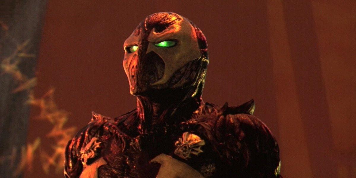 Michael Jai White as Spawn