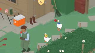 Untitled Goose Game two-player mode