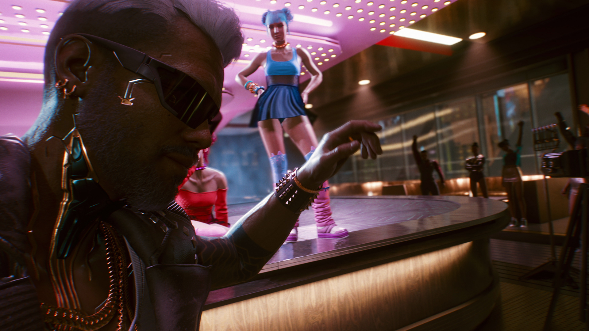 How to create and customize your character in Cyberpunk 2077