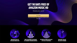 Amazon Music HD launches, offering CD-quality sound and hi-res streaming