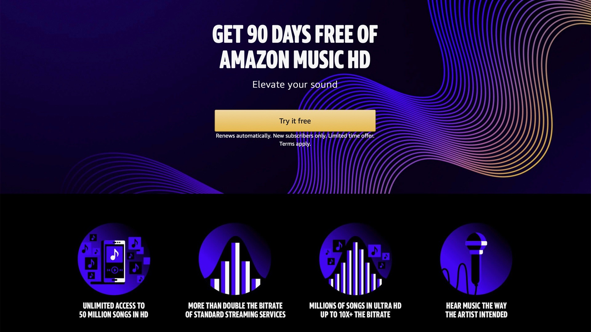 Amazon Music Hd Launches Offering Cd Quality And Hi Res