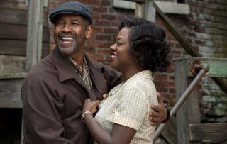 Fences Denzel Washington Viola Davis.