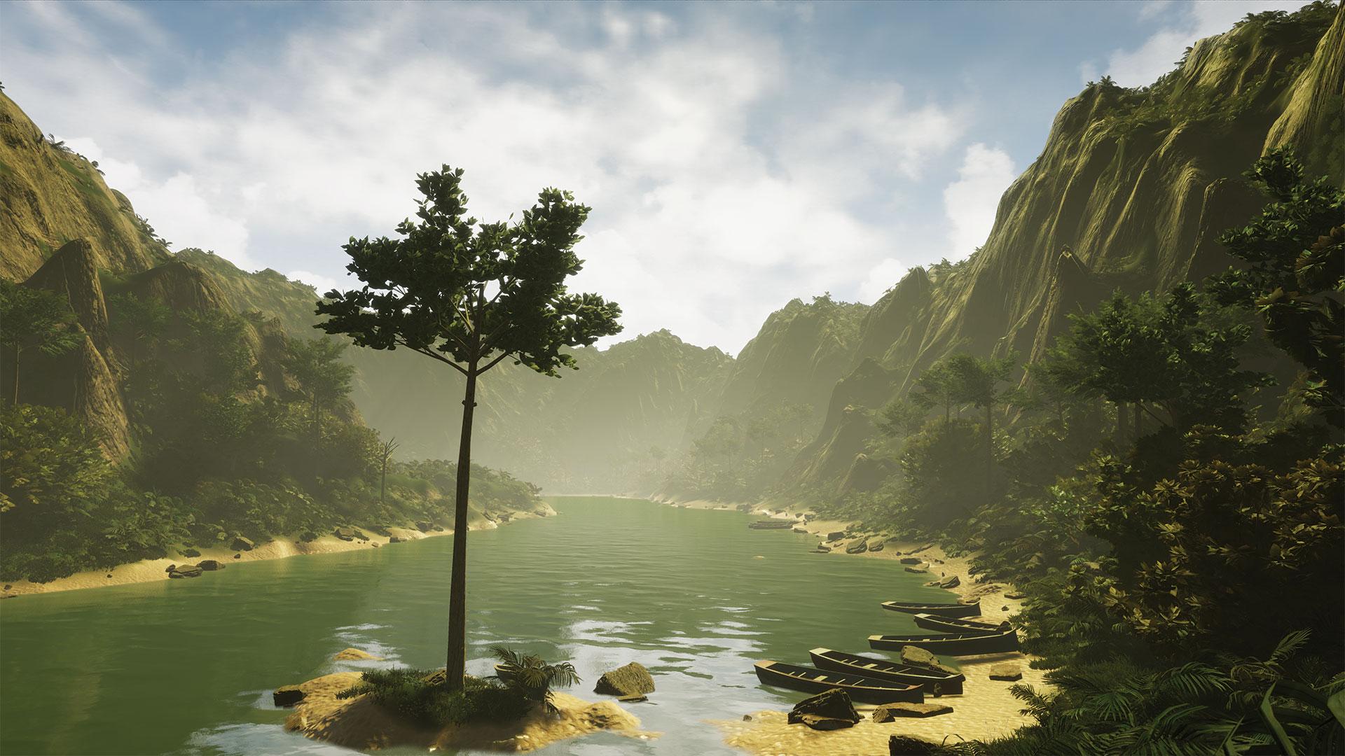 Create Landscape