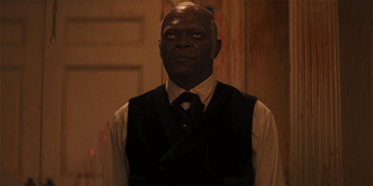 Stephen (Django Unchained) Sam Jackson