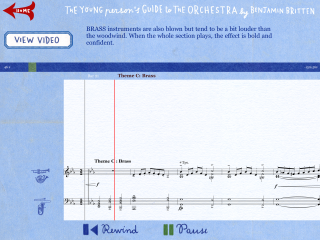 App Offers Delightful Journey Through Orchestral Music