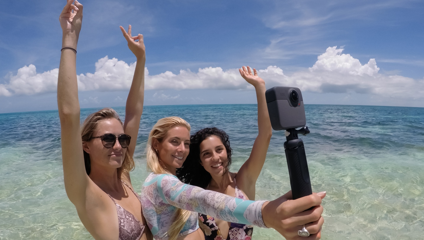 GoPro Fusion 360 cam gets huge firmware update: 5.6K and 24fps support added