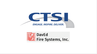 CTSI Acquires DavEd Fire Systems