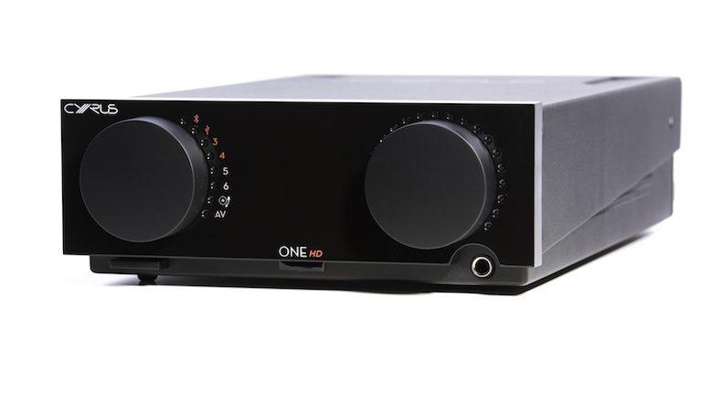 Cyrus One HD amp adds DAC and aptX HD Bluetooth | What Hi-Fi?