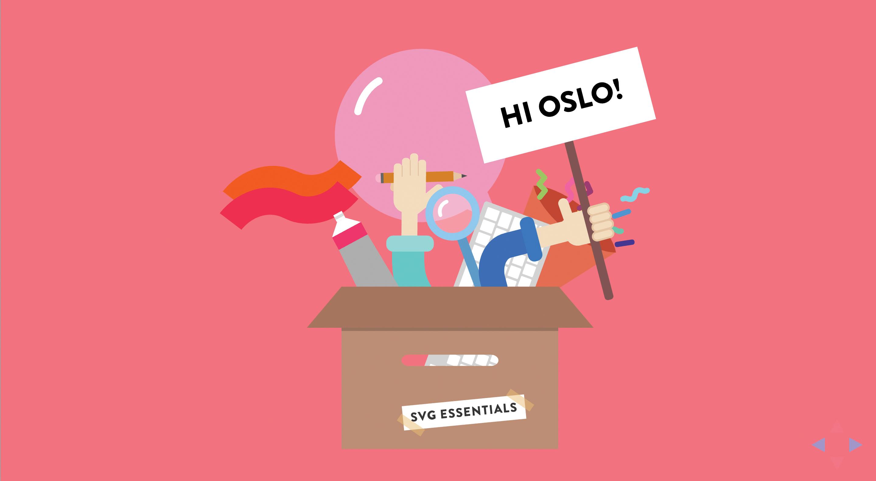 CSS tricks: CSSconf Nordic