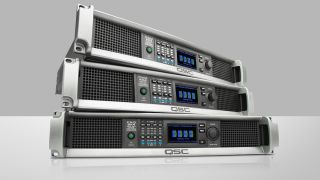 QSC has begun global shipments of the CX-Q Series network power amplifiers in four-channel models.