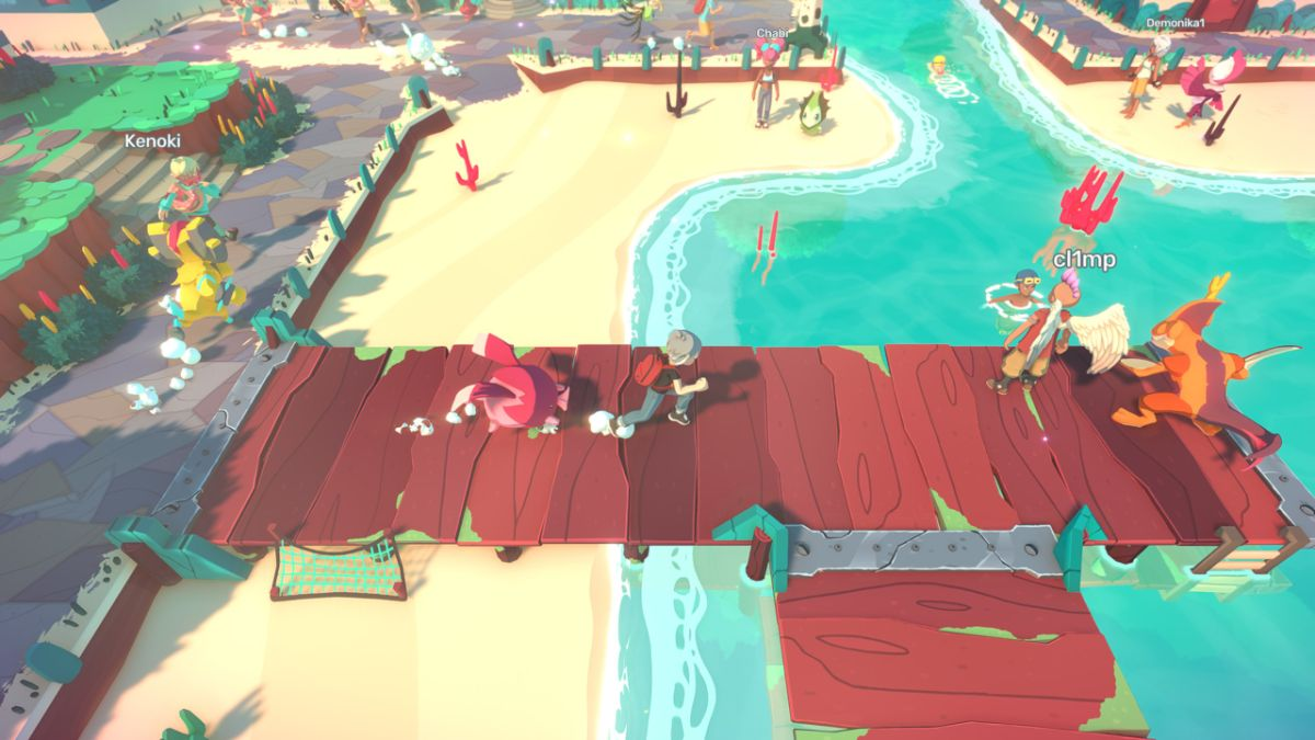 TemTem is a Pokemon-like MMO coming to Steam next month