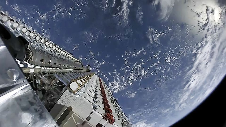 SpaceX's Starlink broadband satellites could be used for GPS navigation