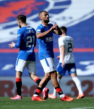Rangers v Kilmarnock – Scottish Premiership – Ibrox Stadium