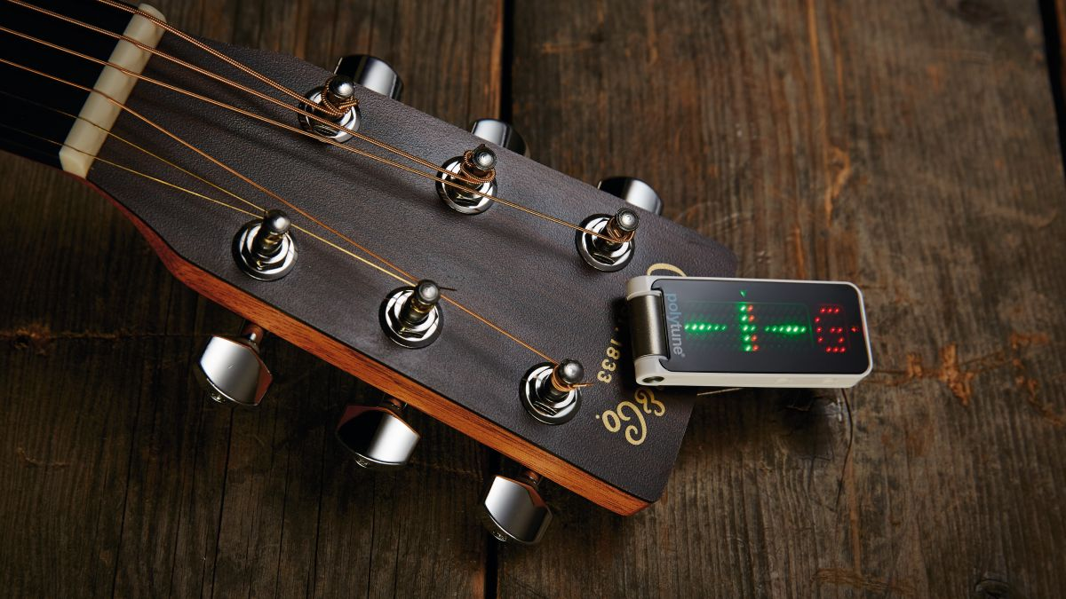 Best guitar tuners 2021, from tuning pedals and clip-ons, to guitar tuning apps