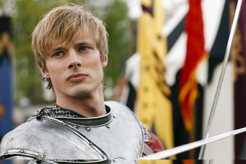 Bradley James: Merlin is about to get darker