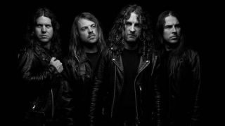Airbourne group shot