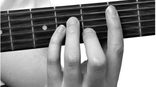 How to play partial barre chords