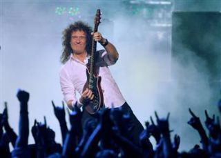 Rocker Sees Real Stars: Queen's Guitarist to Become Astrophysicist