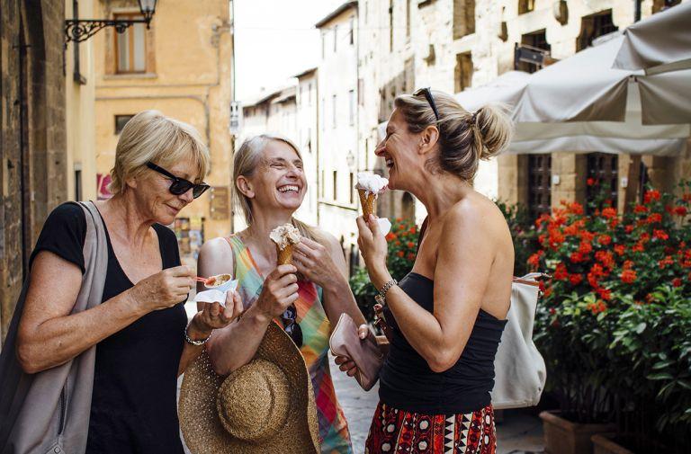 british holidaymakers travel international food cuisines