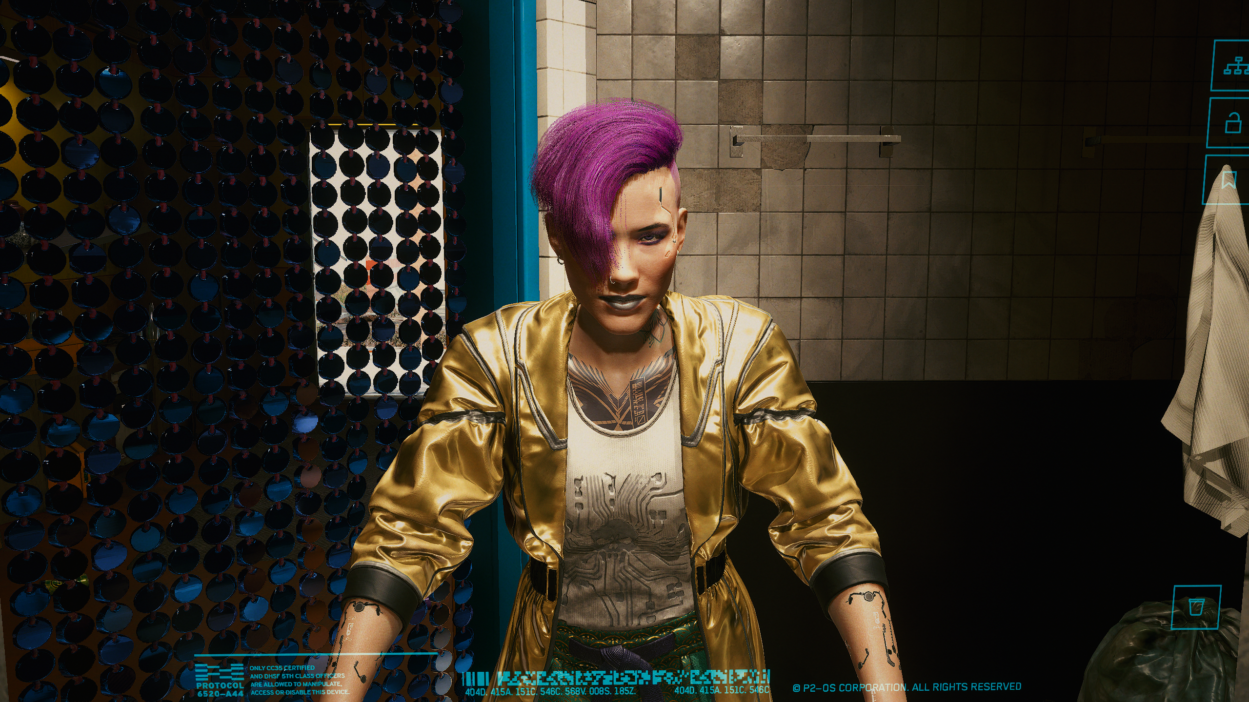 I keep dying in Cyberpunk 2077 because I refuse to compromise on fashion