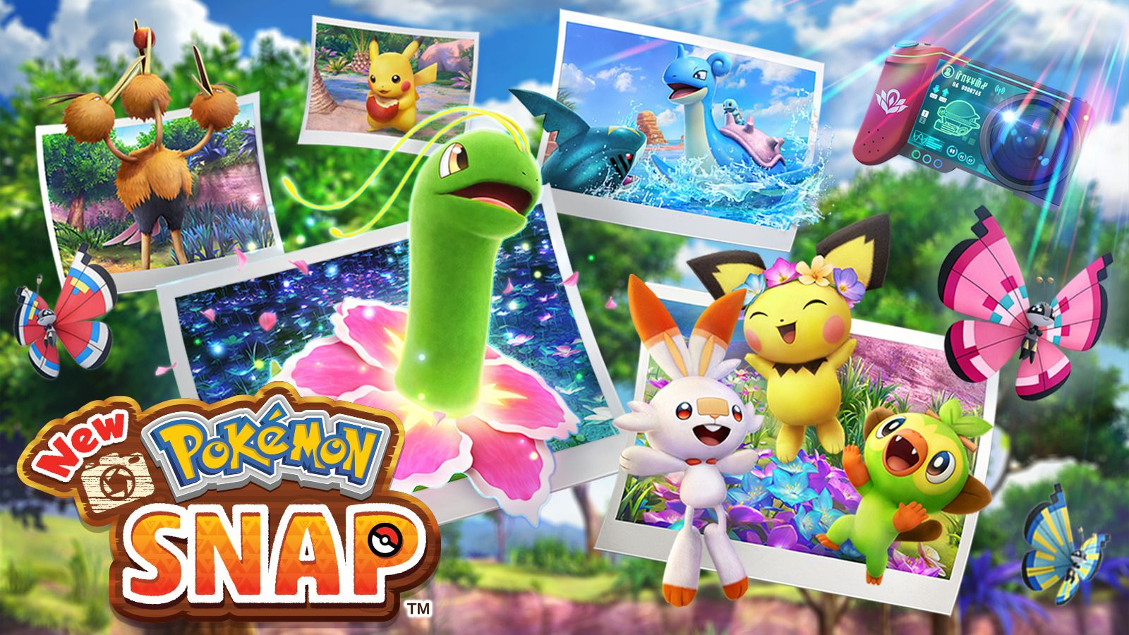 New Pokémon Snap review