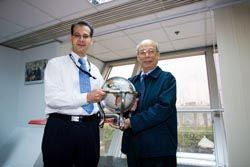 Hong Kong Distributor Celebrates 40 Years With Shure
