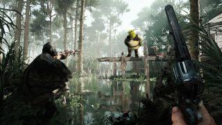 Shrek in Hunt Showdown