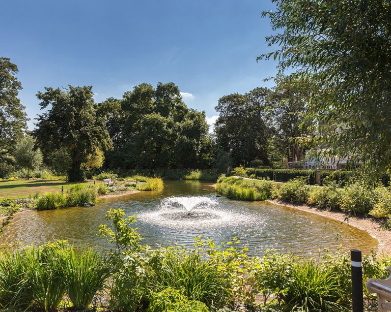 London outdoor spaces