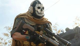 soldier carrying warzone sniper
