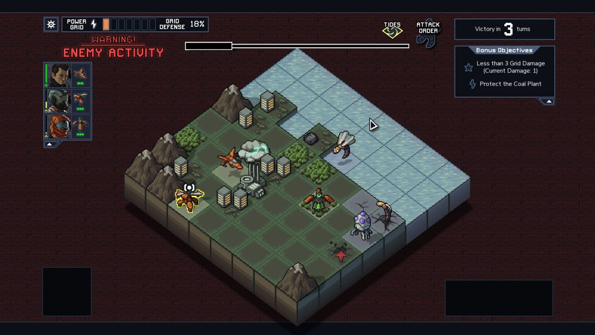 Into the Breach originally had city-building and tech trees, creators reveal